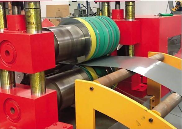 Coil Slitting Line slitter line turksh equipment