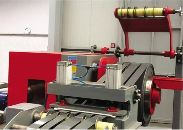 Coil Slitter Line Coil Sheet Slitter supplier from Turkey