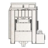 Hydraulic Deep Drawing Press 250 ton 300 ton press from turkey