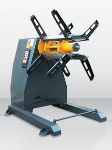 Mechanical Decoiler uncoiler supplier from turkey