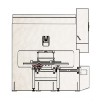 Mechanical Press hole punching press perforation press from turkey