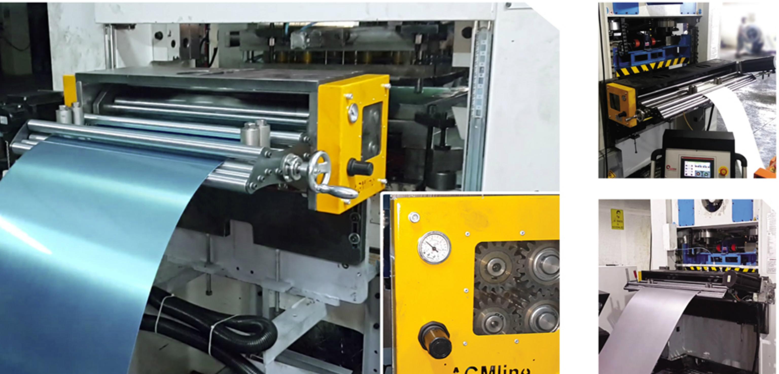 Servo feeder supplier from Turkey straightener feeder press feeding system turkish equipment