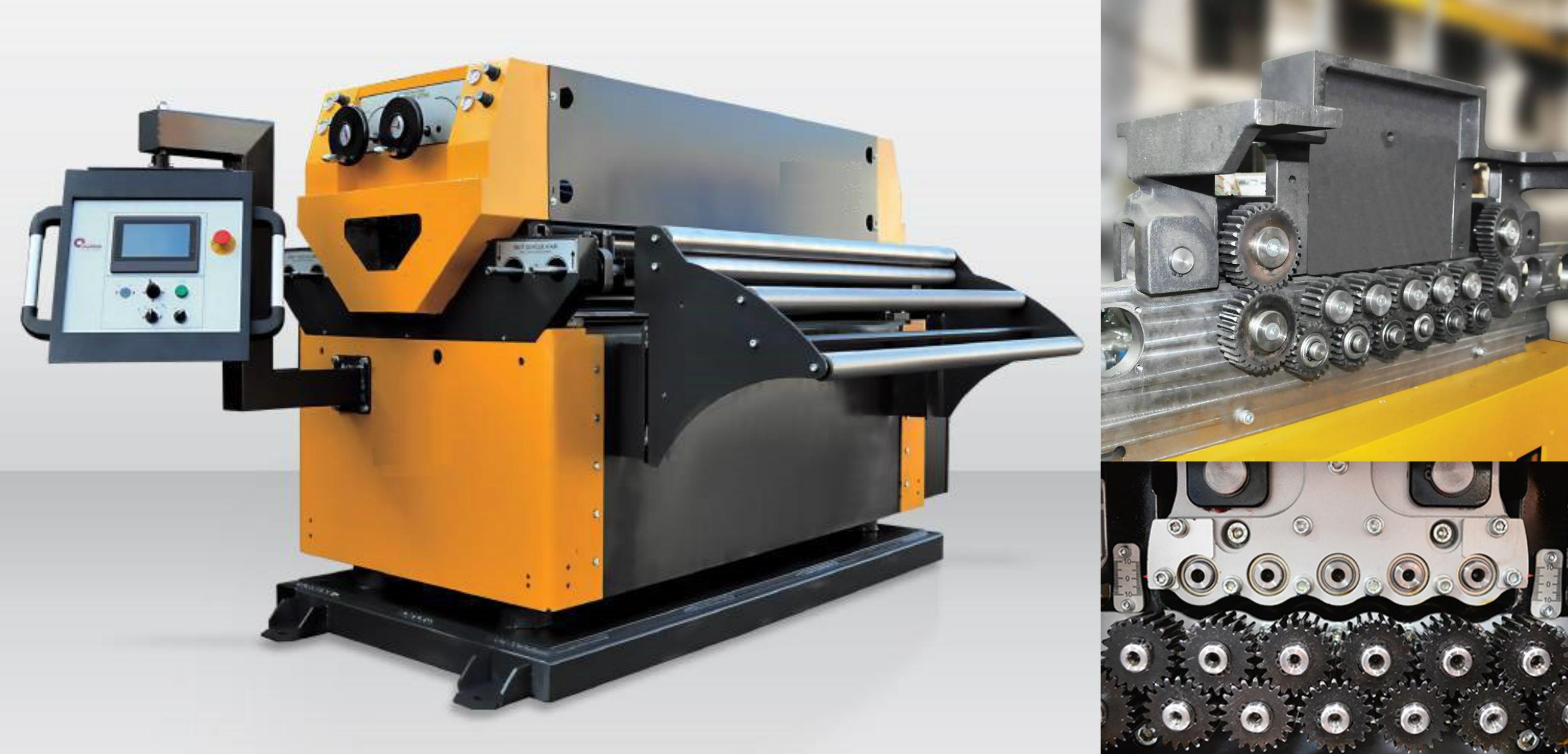 Straightener Feeder Servo Feeder supplier from Turkey press feeding system turkish equipment