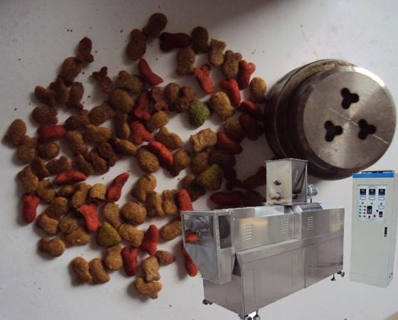 Pet food pet treat production plant for fish food, bird food and pet food