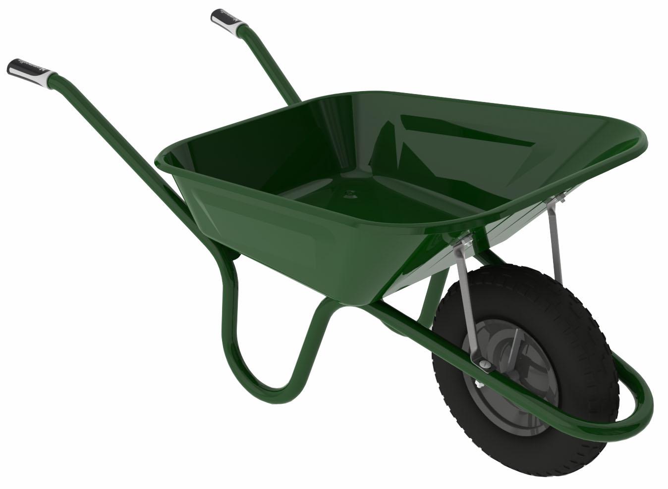 Wheelbarrow production plant barrow trolley handbarrow pushcart handcart cart garden cart
