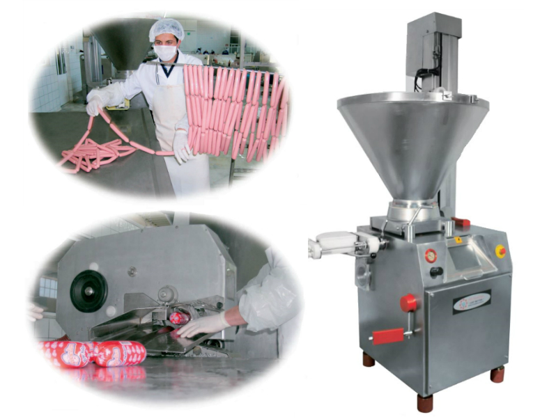 Automatic Meat Filler Machine sausage filler filling machine from Turkey
