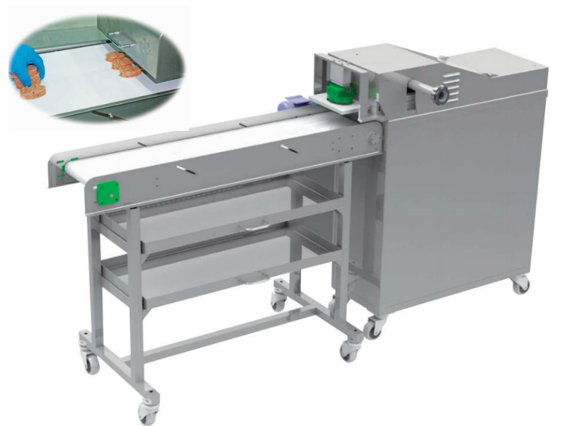 Hamburger Forming Machine meatball production equipment supplier from turkey