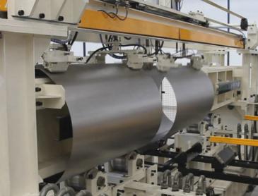 Steel Barrel Production Line open top steel drum tight head steel drum